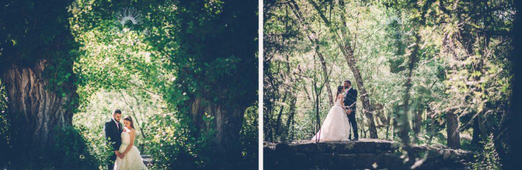 Post boda naturaleza campo monasterio paular susana y raul 17