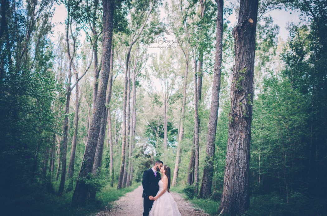 Post boda naturaleza campo monasterio paular susana y raul 28
