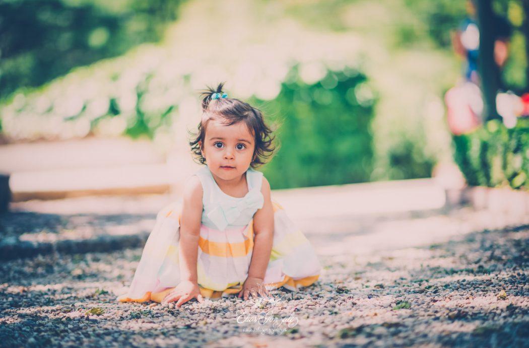 Aitana, Reportaje infantil