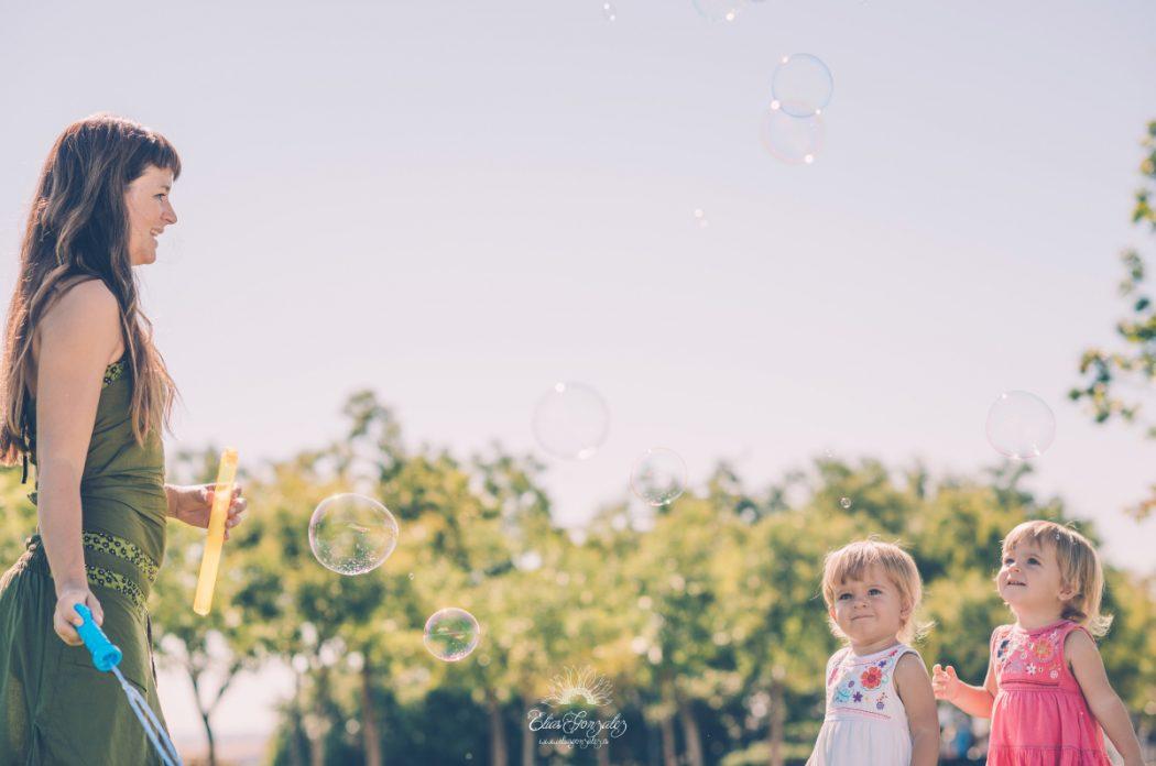 Aria y Mara, reportaje de fotos infantil