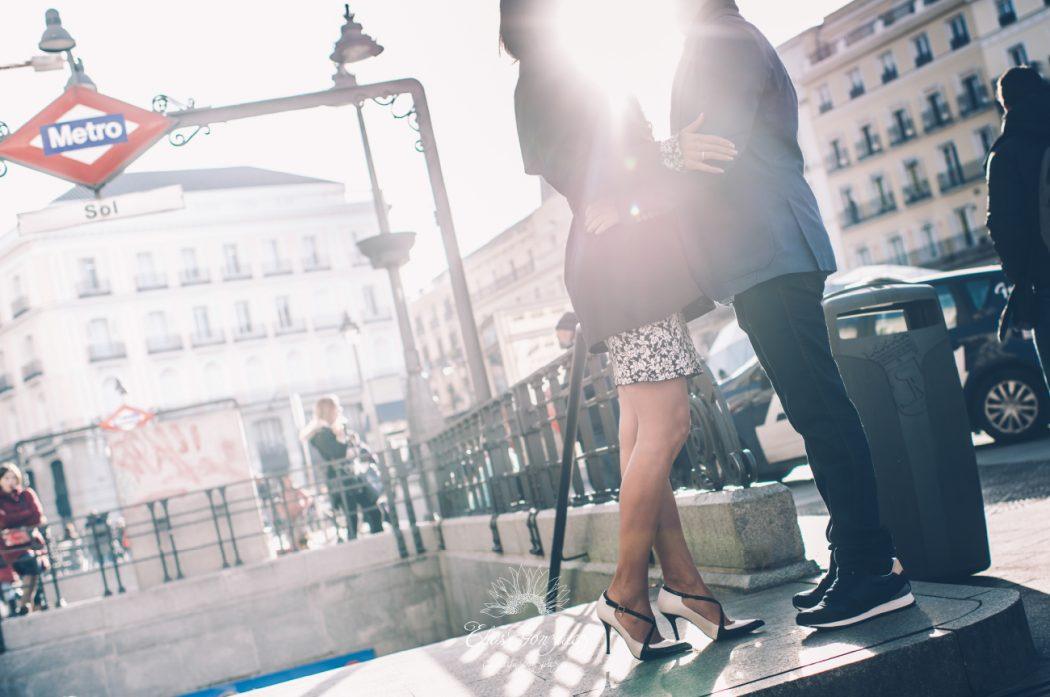 Griselda & Mauricio – Preboda en Madrid