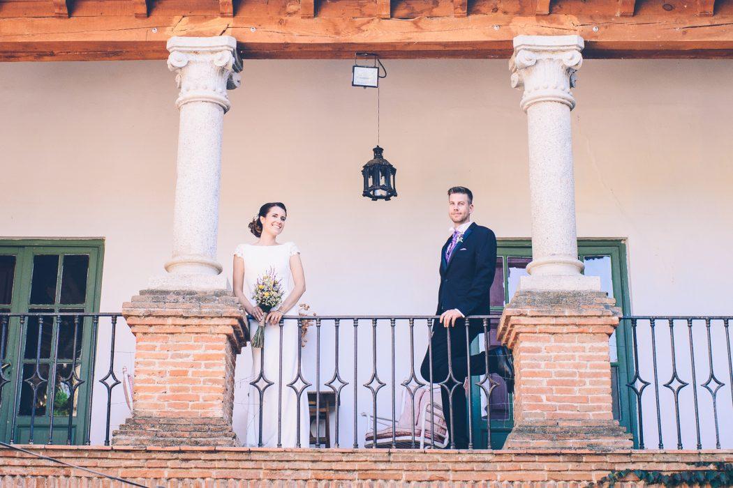Veronica & Harald, Boda Palacio de Hoyuelos
