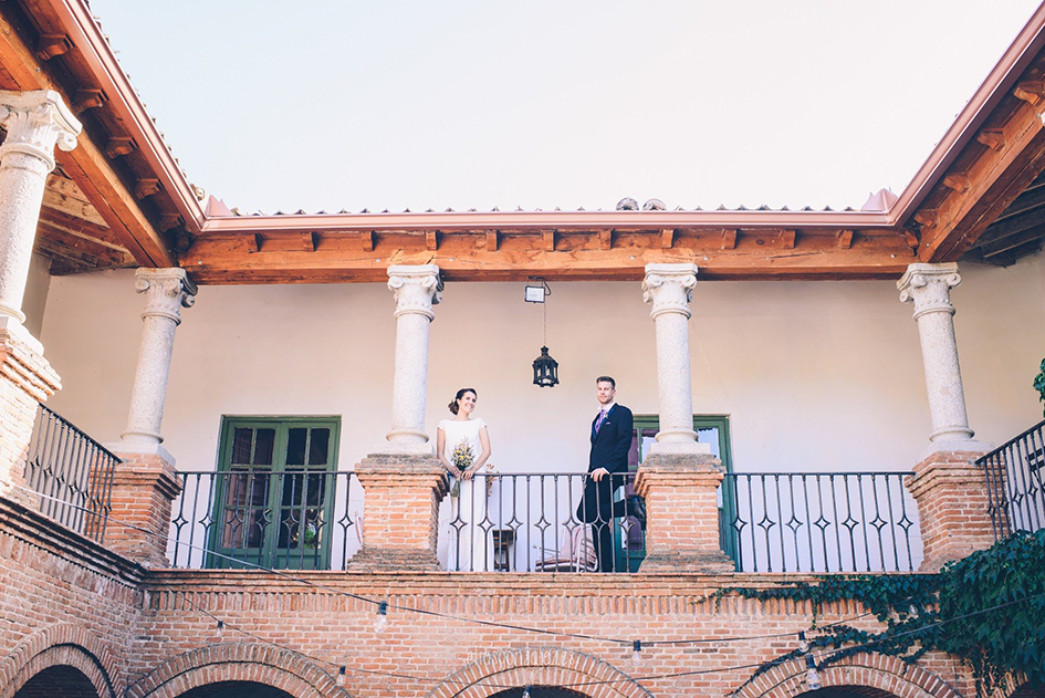 Boda Palacio Hoyuelos