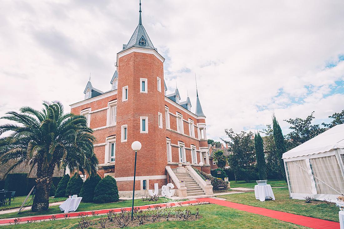Boda Palacio Silvela